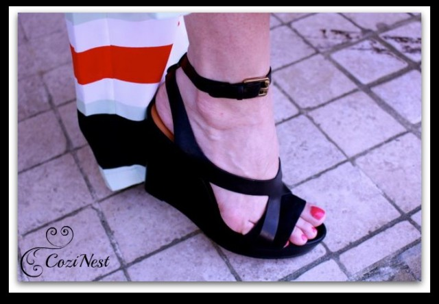 Side View Dolce Vita Wedge