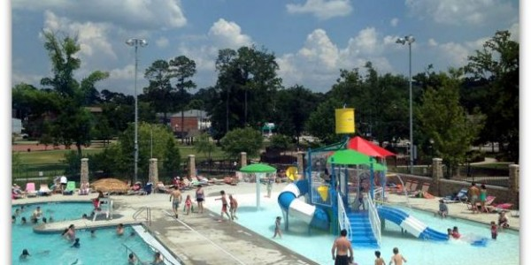 Homewood Central Pool & Community Center