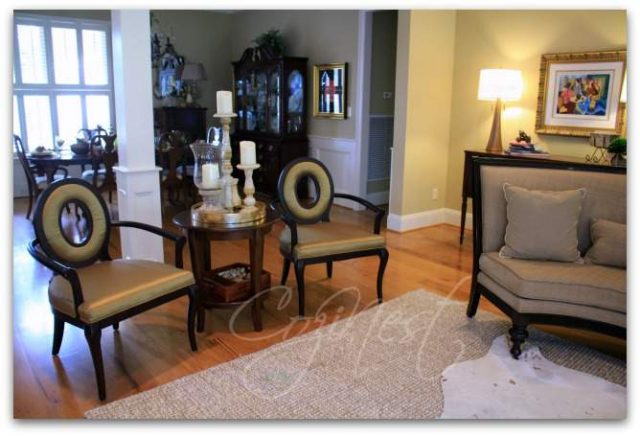 Oval Back Chairs