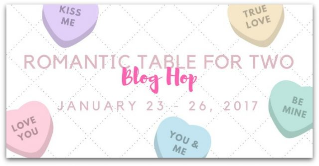 Table for Two Blog Hop