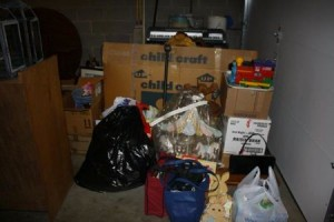 Donations to a local charity that Denise is passionate about. The Foundry in Bessemer, AL
