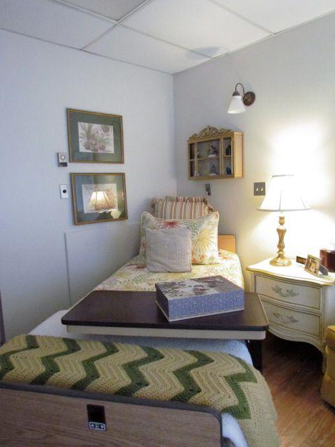 Nursing Home Bedding