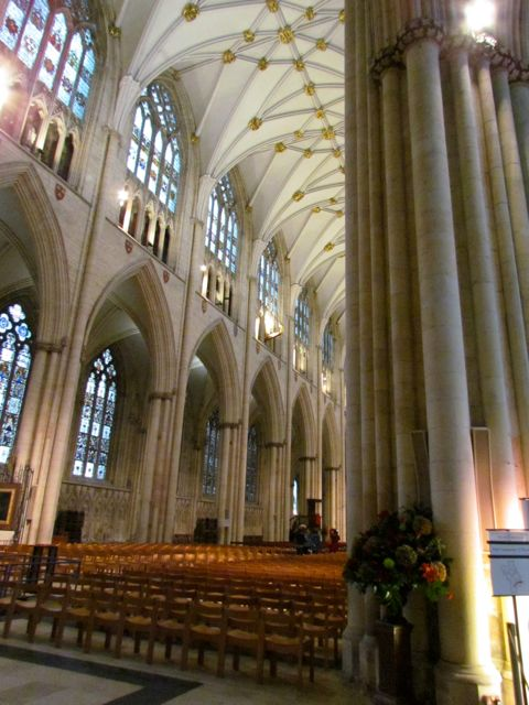 Minster of York Nave