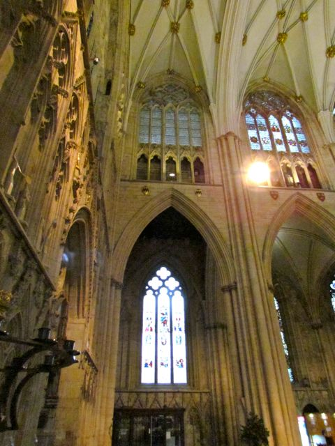 Stained Glass Windows of York Minster