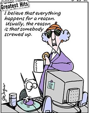 Maxine on Reasoning