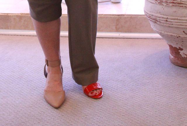 Sam Edelman Ankle Straps