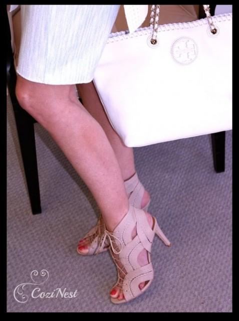 Joie Remy Lace Sandal