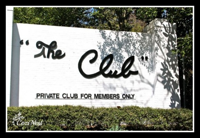The Club Entrance