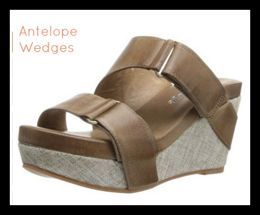 Antelope Wedges