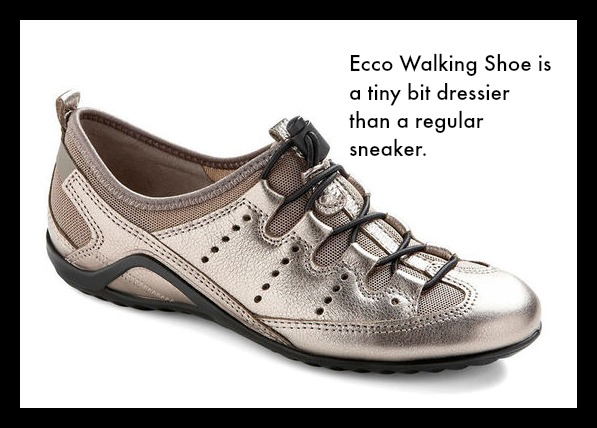 ECCO Walking Shoe