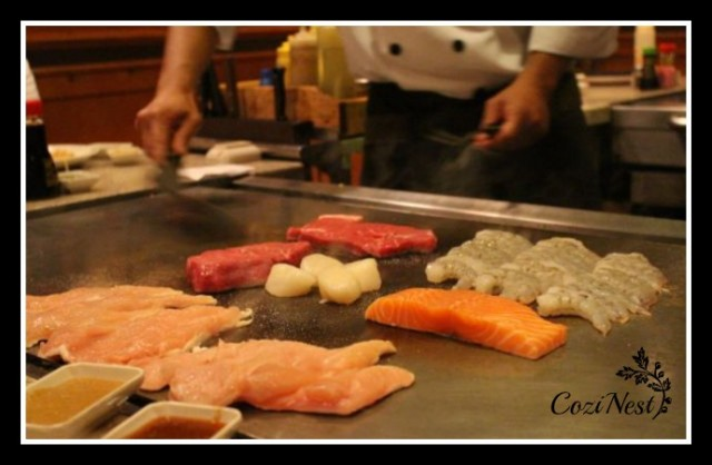 Knomi Japanese Steakhouse