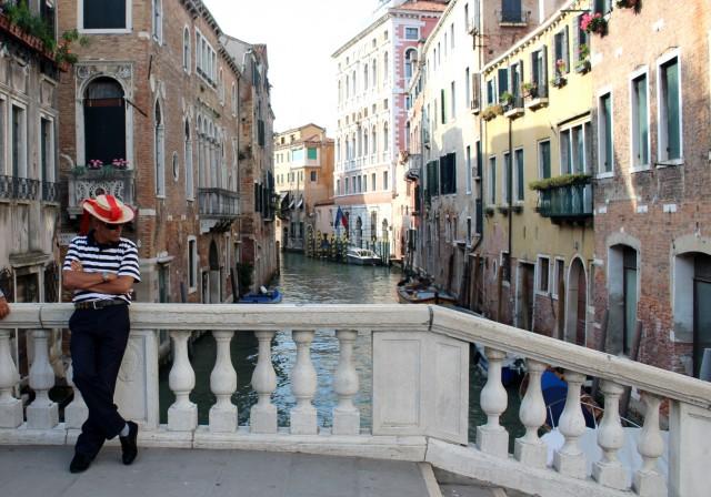Venezia, My First Italian Love