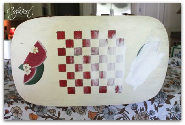 Picnic Checkerboard