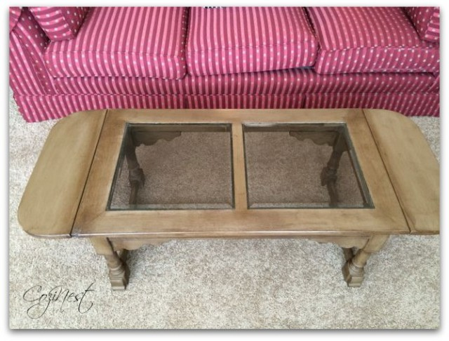 Thrift Score Coffee Table