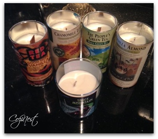 Teatime Candles