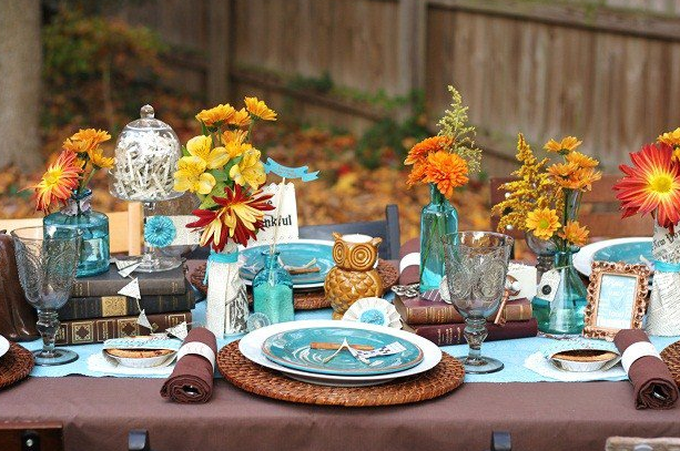 Thanksgiving TableScapes