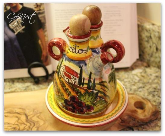 Oil & Vinegar Jars