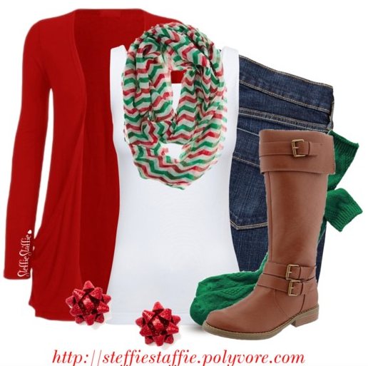 Holiday Outfit Ideas