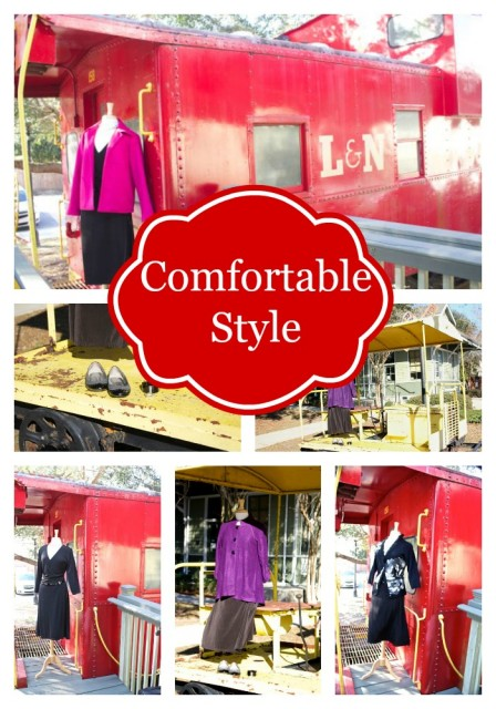 Railroad Museum Collage