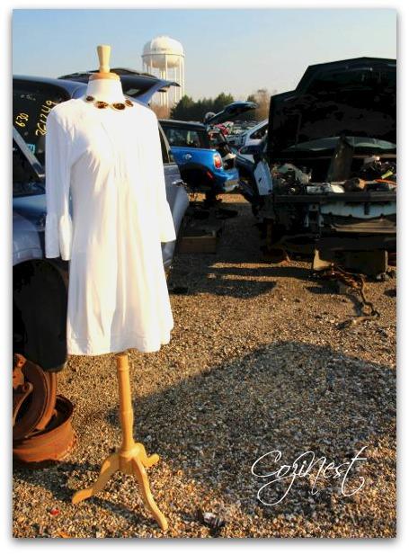 Fashion Salvage Yard