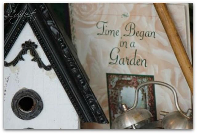 Time Began in a Garden