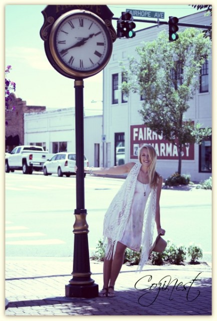 Living on Fairhope Time
