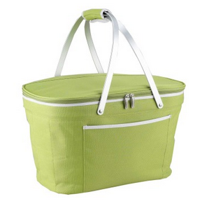 Collapsible Insulated Basket-Cooler