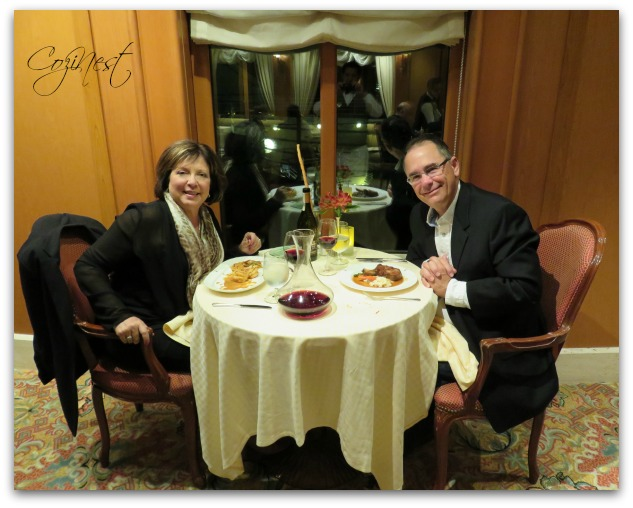 Sabatini's Aboard Crown Princess