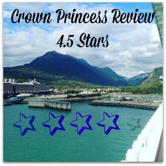Crown Princess Review