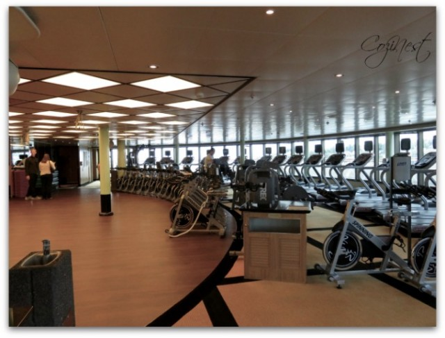 Crown Fitness Room
