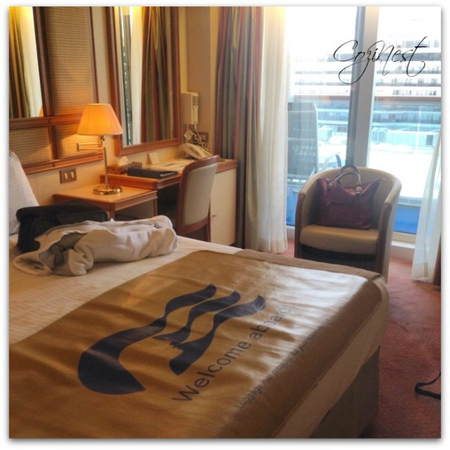 Crown Stateroom