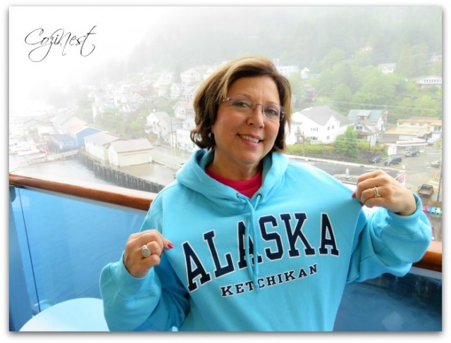 Sweatshirt in Ketchikan