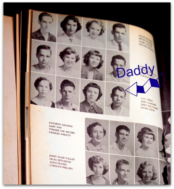 Daddy's Yearbook