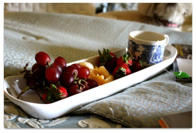 Small Fruit Tray