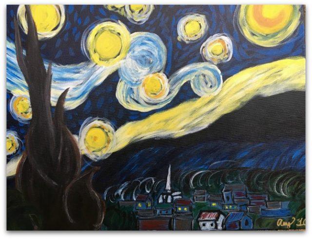 Princess Van Gogh