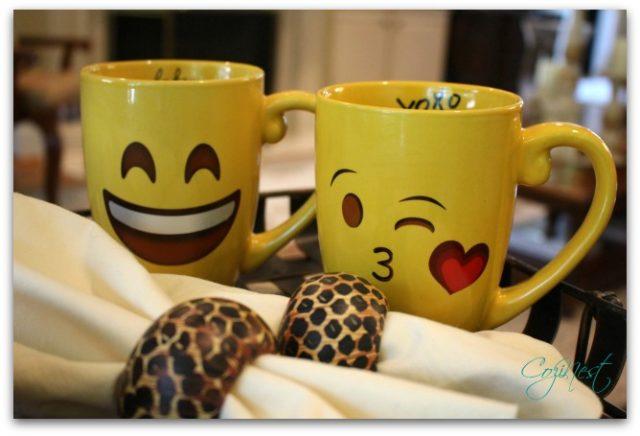 Free Emoji Mugs