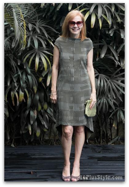 An environmental dress