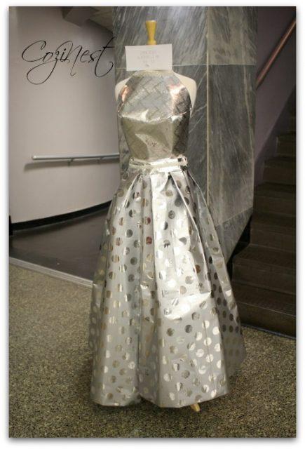 Giftwrap Dress