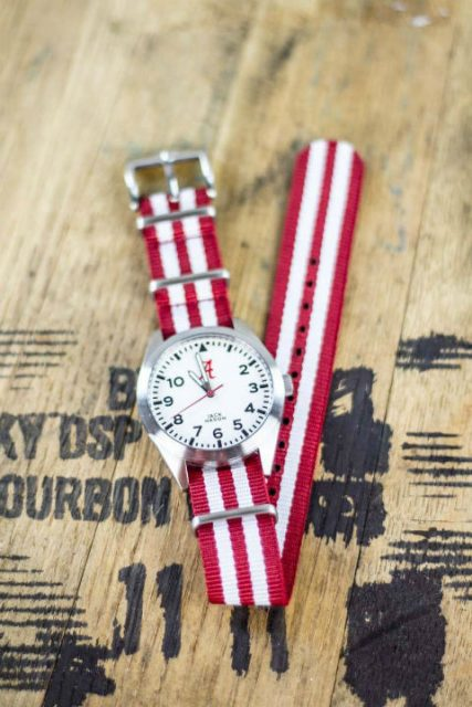 Bourbon & Boots Alabama Watch