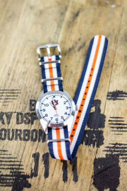 Bourbon & Boots Auburn Watch