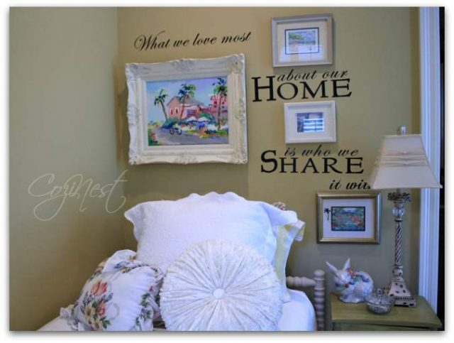 What We Love Most About Our Home
