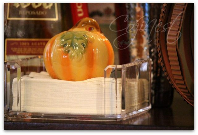 Pumpkin Napkin Weight