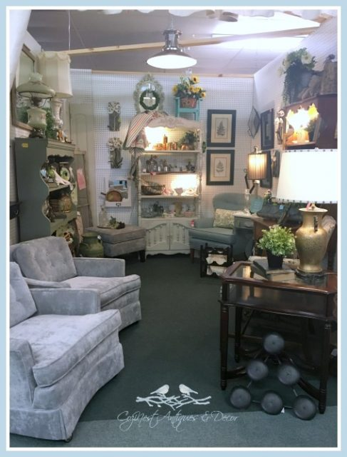 July CoziNest Booth Photo