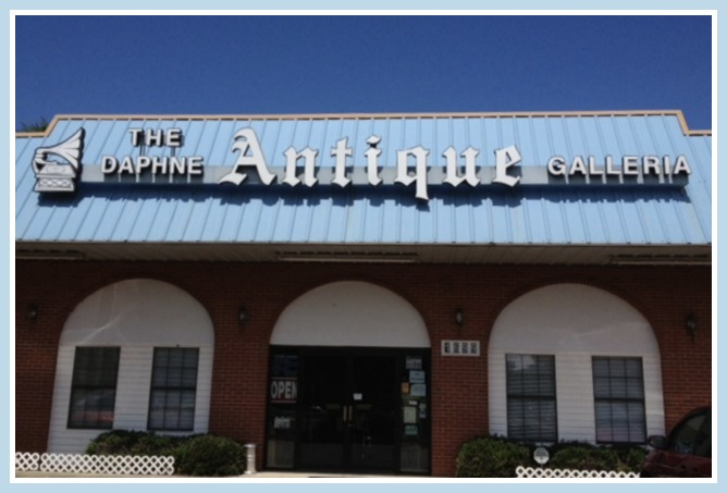 Daphne, Alabama Antique Galleria