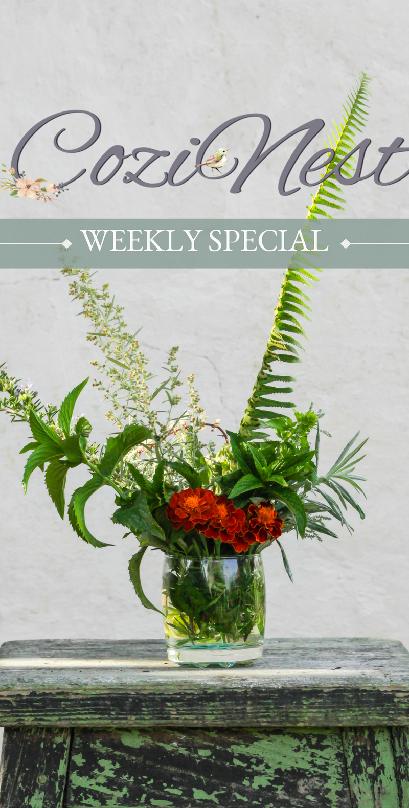CoziNest Weekly Special – Greek Table Runner