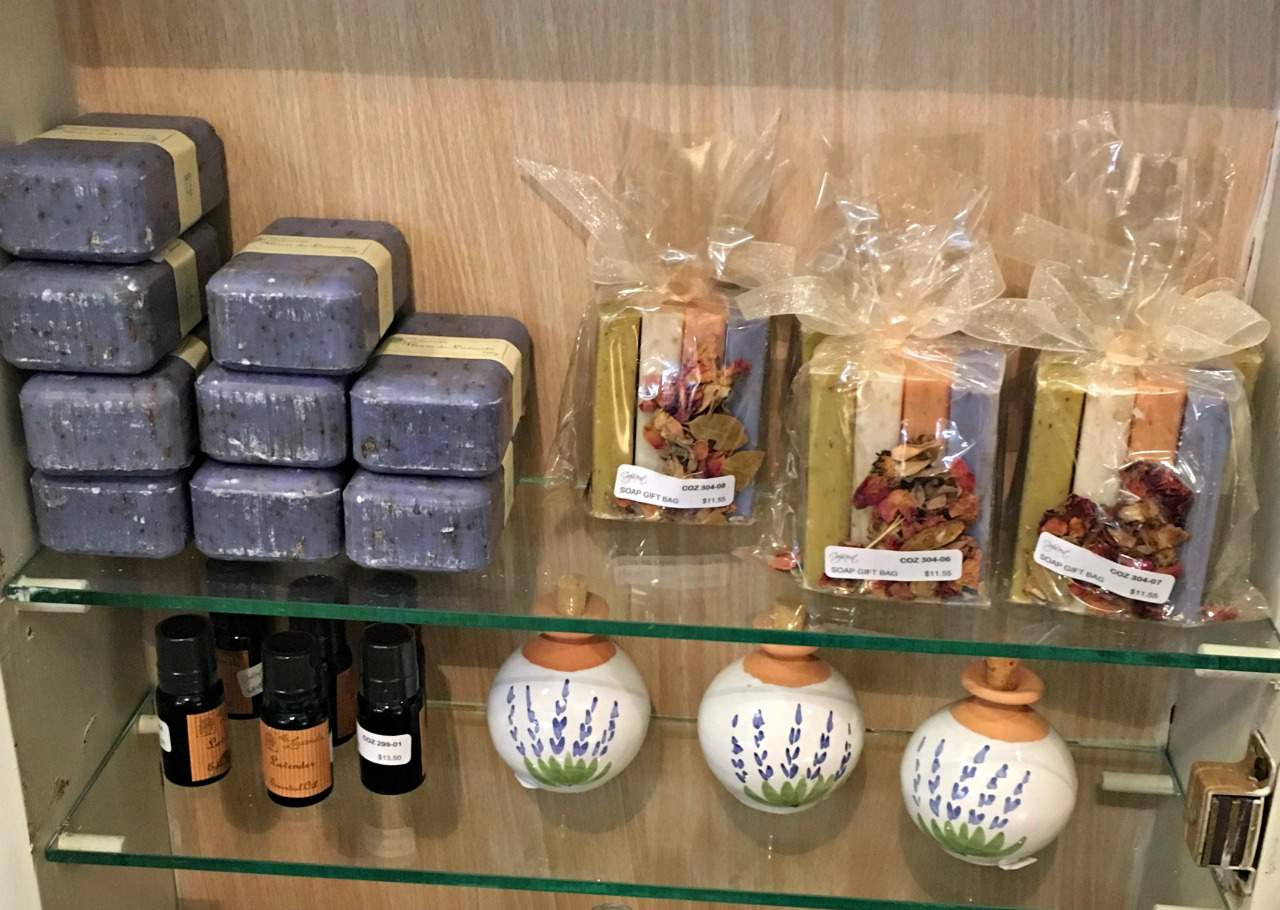 Lavender Oils for Inner Peace