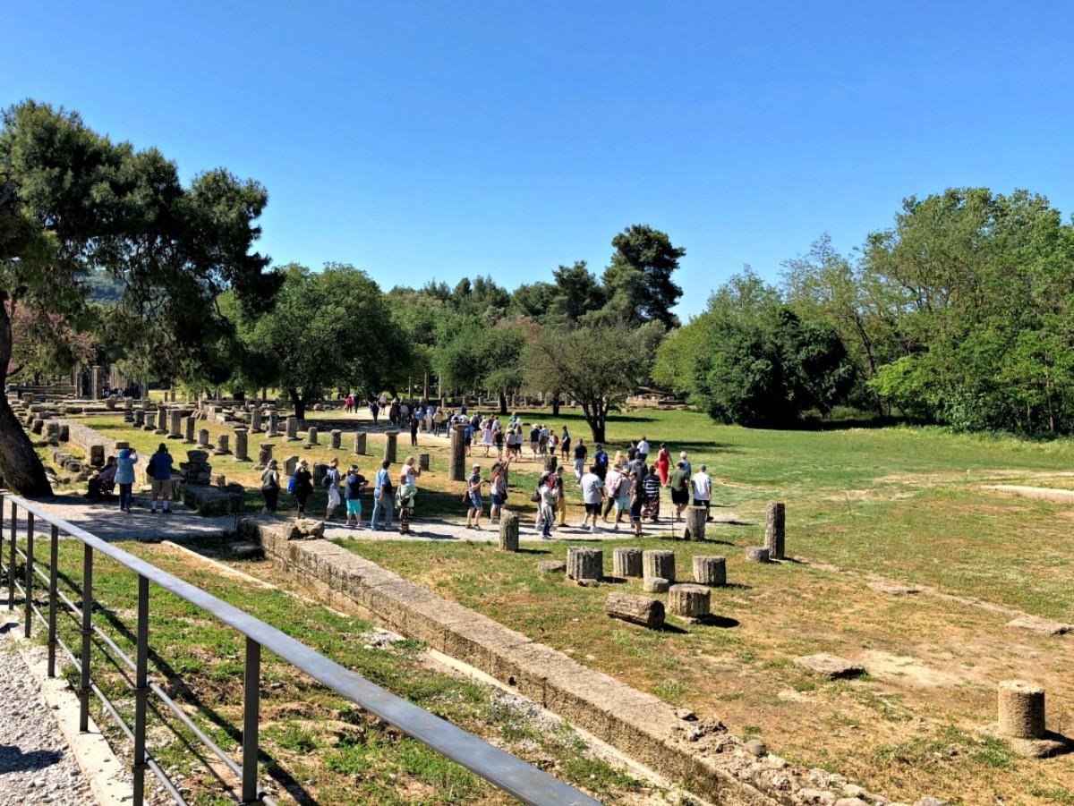 Greece Olympic Park