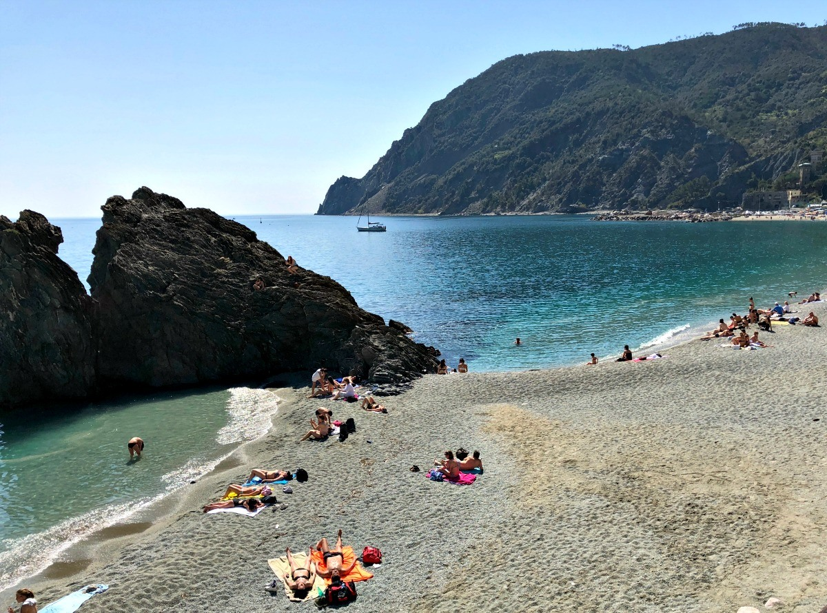 Beach of Monerosso