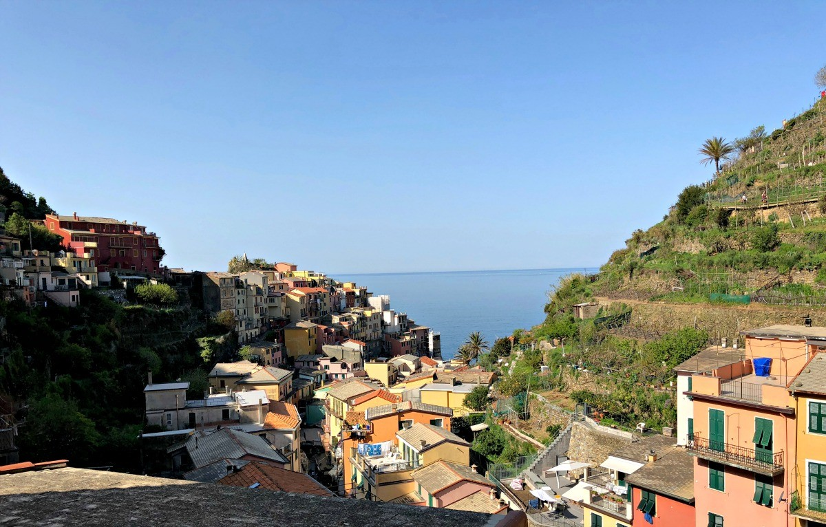 Manarola Seaside