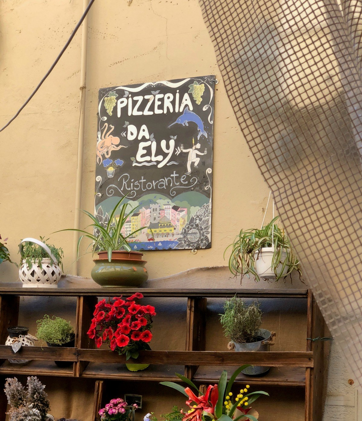 pizzeria da ely ristorante